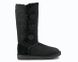 "UGG BAILEY BUTTON TRIPLET II BOOT ""BLACK"", 39"