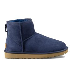 "UGG CLASSIC MINI II BOOT ""NAVY"", 40"